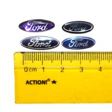 Логотип на ключ зажигания Ford #4