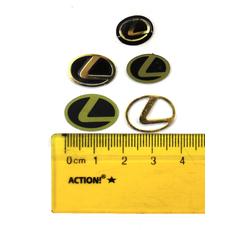 Логотип на ключ зажигания Lexus #3