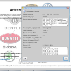 Установка программы ODIS Service 5.1.3