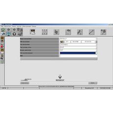 Установка программы RENAULT CAN CLIP