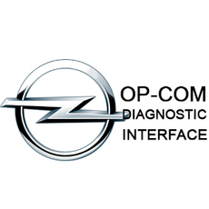 Установка программы Opel OP COM
