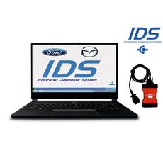 VCM II + Ноутбук с установленными программами IDS Ford Mazda