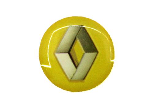 Логотип на ключ зажигания Renault #2