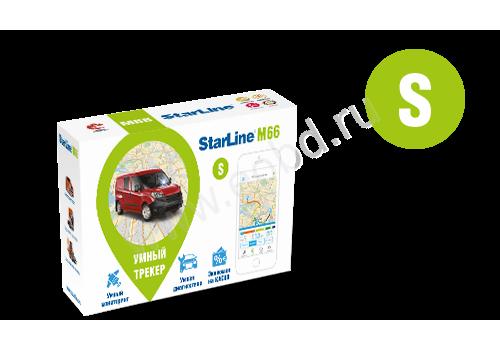 Умный трекер StarLine M66 S