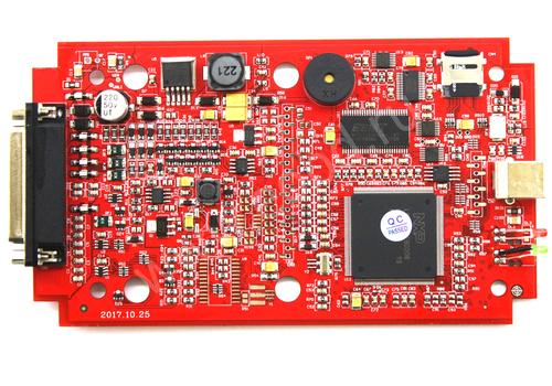 Программатор Kess v2 FW 5.017 OBD Tuning Kit (красная плата)