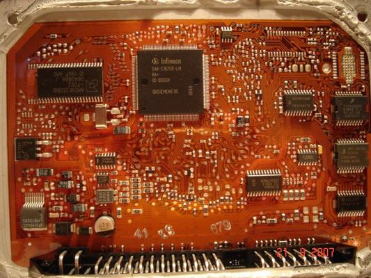 BSL режим в CombiLoader для работы с ЭБУ на базе микроконтроллеров семейств ST10F168