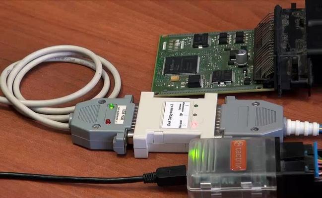 BSL режим в CombiLoader для работы с ЭБУ на базе микроконтроллеров семейств ST10F280
