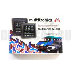 Бортовой компьютер Multitronics CL-580