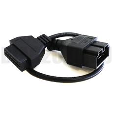 Переходник Kia 20 pin на OBDII 16 pin