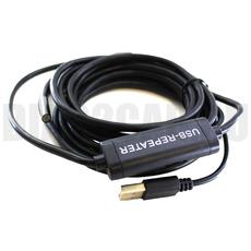 Технический USB эндоскоп диаметр 5.5 мм / длина 3,5 м с поддержкой Android