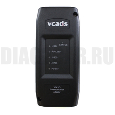VCADS Pro Volvo Interface