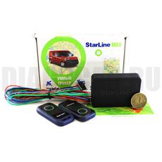 Умный GPS - трекер StarLine M66 M
