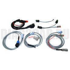 Набор кабелей/переходников для диагностики техники Полярис | Polaris Watercraft/UTV/ATV/Snow