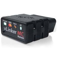 Универсальный адаптер Vgate vLinker MC Bluetooth для диагностики автомобилей