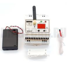 Эланг GSM реле с функцией регулятора температуры