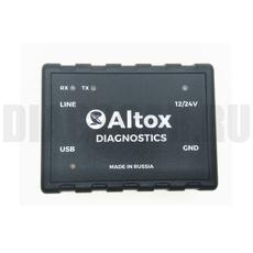 ALTOX DIAGNOSTICS Lite / Webasto и Eberspacher