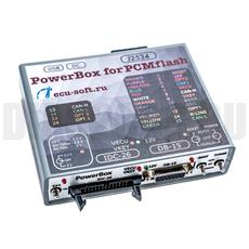 PowerBox for PCMflash, BITBox коммутационный блок-переходник
