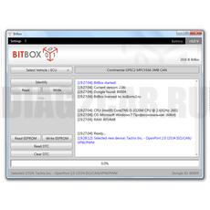 Модуль Renault/Nissan Continental Diesel CAN BitBox