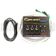 Контроллер автономный для стенда на 6 форсунок