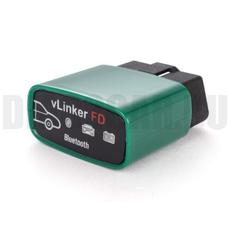 Универсальный адаптер Vgate vLinker FDдля диагностики автомобилей