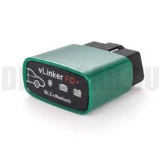 Универсальный адаптер Vgate vLinker FD+ для диагностики автомобилей