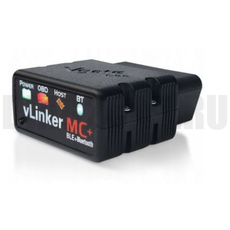 Диагностический автосканерVgate vLinker MC+ Bluetooth+BLE