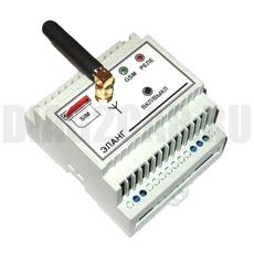 GSM РЕЛЕ  для дистанционного  управления автоматическими воротами и шлагбаумами ELANG PowerControl