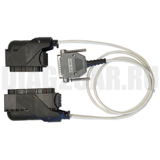 Кабель EDC16C39 IVECO/UAZ для CombiBox Combiloader