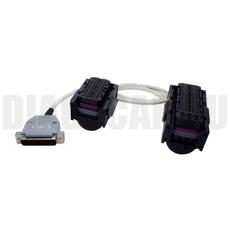 Кабель ME9.1 VAG DB25 для CombiBox для Combiloader