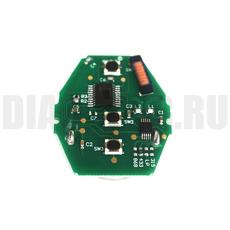 Микросхема Кнопки ДУ БМВ CAS 433Mhz чип id46