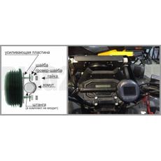 Бортовой компьютер Multitronics CL-590W (для мототехники)