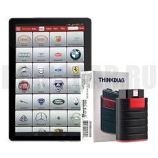 ThinkDiag Full мультимарочный диагностический сканер + планшет с программой