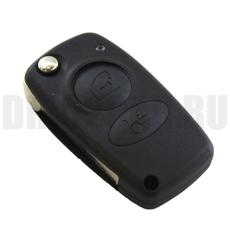 Корпус выкидного ключа  Alfa Romeo 2 кнопки #2