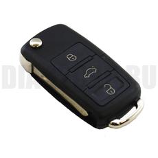 Чип ключ выкидной VW стиль для ВАЗ