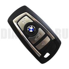Смарт-ключ BMW 2010 4 кнопки