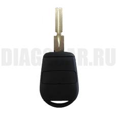 Ключ BMW 3 резиновые кн. HU58