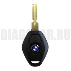 Ключ BMW Е38/Е39 3 кн. HU58
