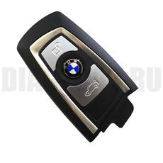 Смарт-ключ BMW F-серия 3 кн. без вставки