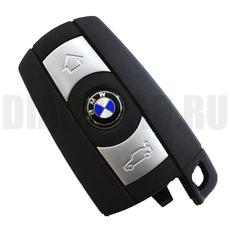 Смарт-ключ BMW 1, 3, 5 серий с отсеком под батарейку