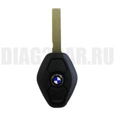 Ключ BMW 3 кн.CAS2 с ДУ (Америка)