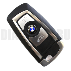 БМВ Смарт ключ 2010 3 кнопки
