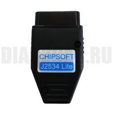 J2534 Lite адаптер ChipSoft + K-Line