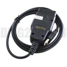 MPPS K+CAN Flasher версия 13.02 МППС чип-тюнинг
