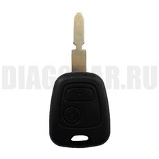 Ключ Peugeot 2 кнопки #2