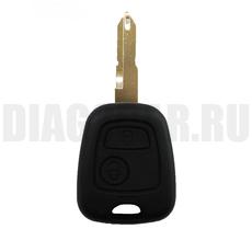 Ключ Citroen 2 кнопки #5
