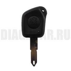 Ключ Peugeot 1 кнопка VA3L