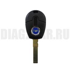 Ключ Fiat 1 кнопка SIP22 New