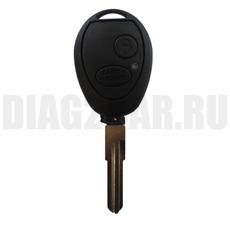 Ключ Land Rover 2 кнопки NE75