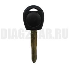 Ключ Mercedes Мерседес ME14 (без лого)
