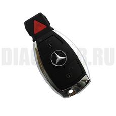 Смарт-ключ Mercedes Benz новый 2010 2 + 1 кнопки